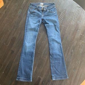 authentic hudson jeans